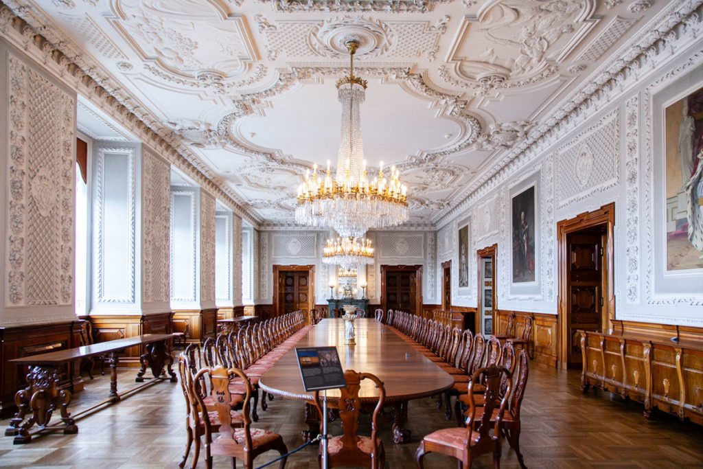 Sala dei Ricevimenti di Christiansborg Slot