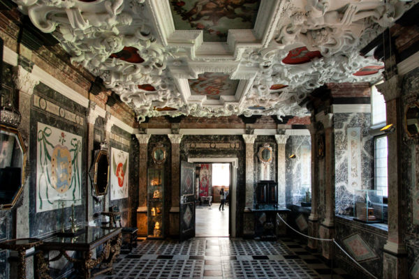 Salone di Marmo Rosenborg Slot