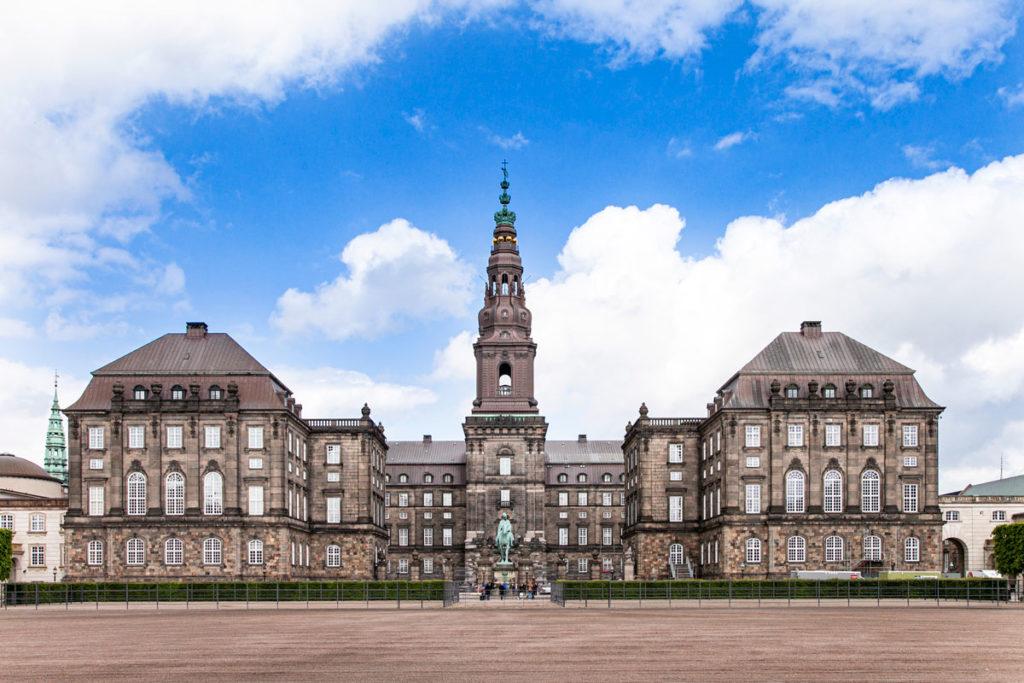 Spazio per i cavalli a Christiansborg Slot
