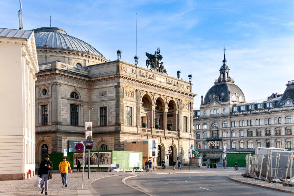 Teatro Reale Danese e Grandi Magasin du Nord