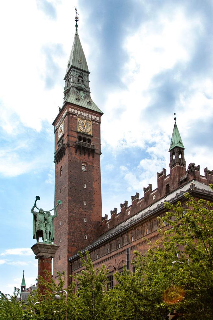 Torre del Municipio di Copenaghen