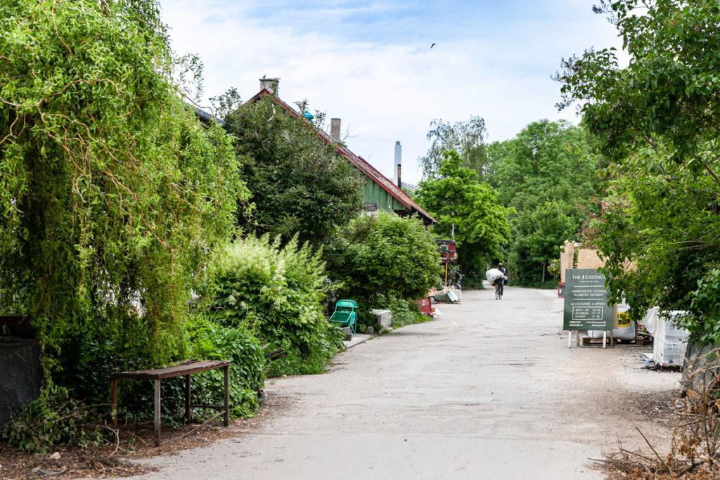 Vie verdi di Christiania - Copenaghen