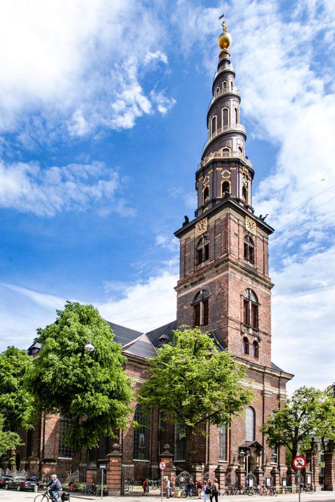 Vor Frelsers Kirke – la Chiesa del Nostro Redentore di Copenaghen