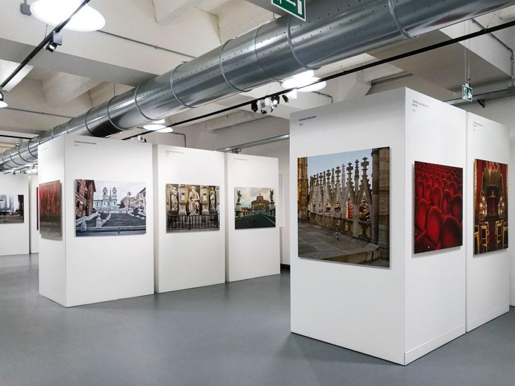 Liu Bolin in mostra al MUDEC di Milano