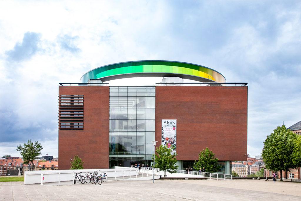 ARoS Kunstmuseum - Museo di arte di Aarhus