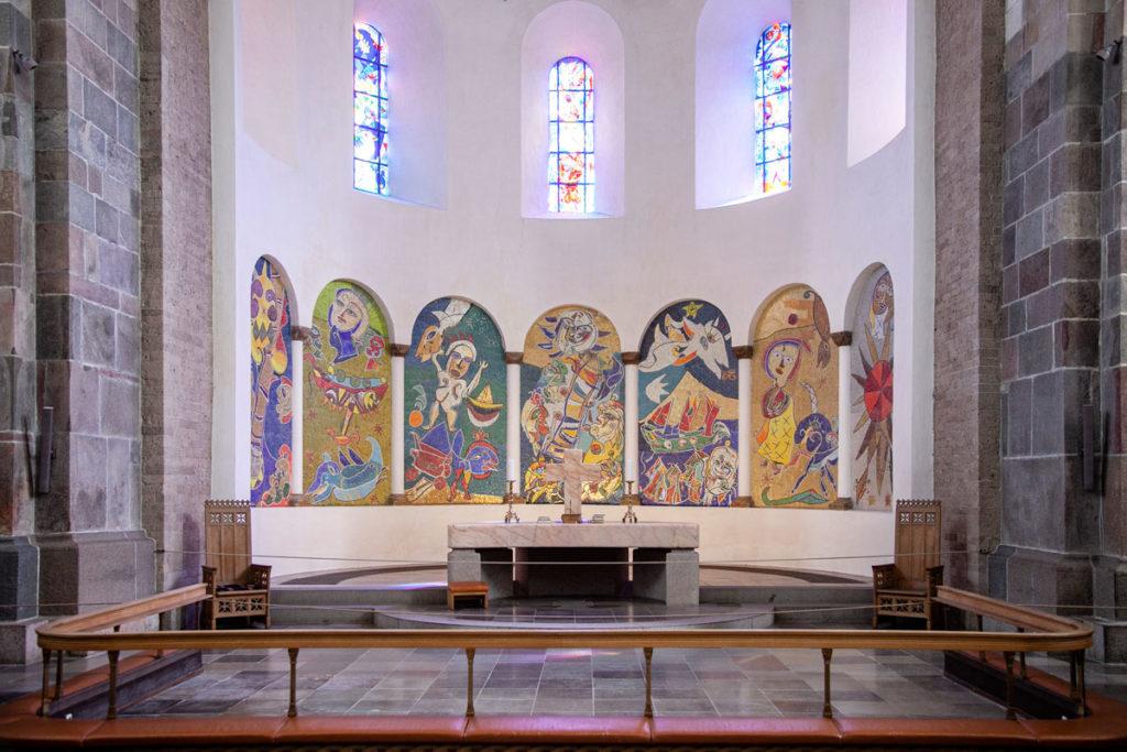 Altare della Cattedrale