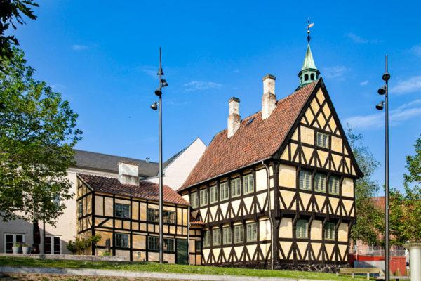 Anne Hvides Gard - Casa piu antica di Svendborg