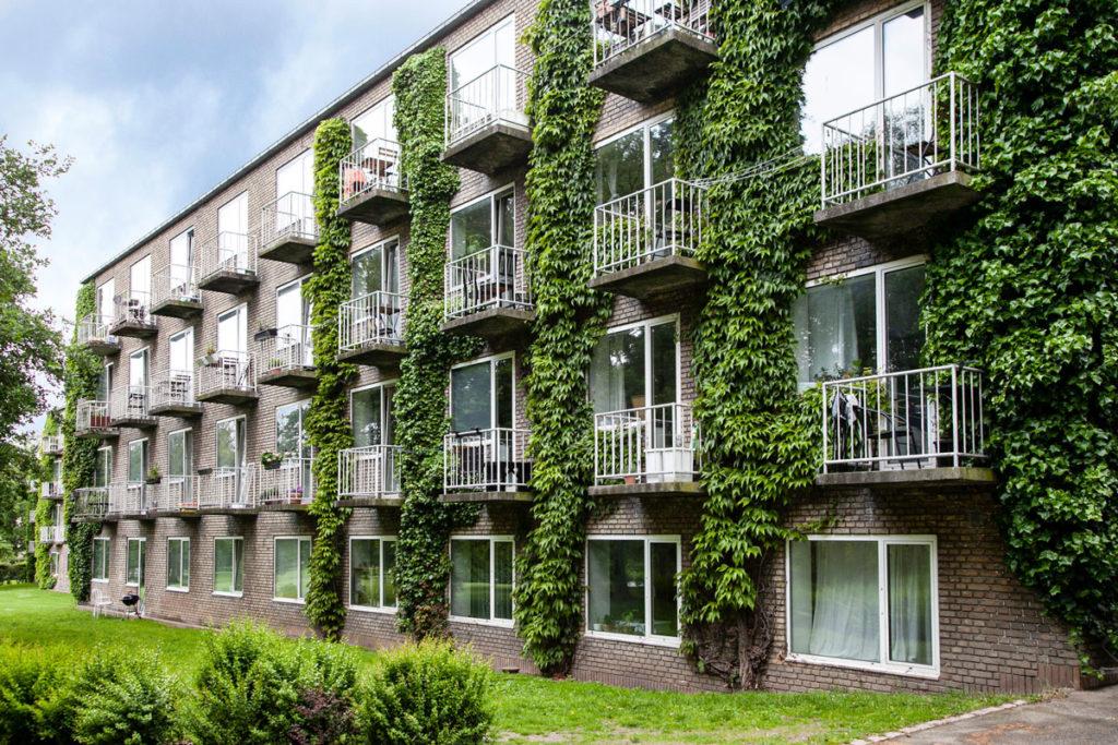 Appartamenti per studenti universitari ad Aarhus