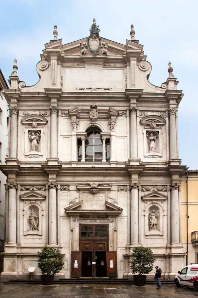 Basilica del Corpus Domini - Facciata