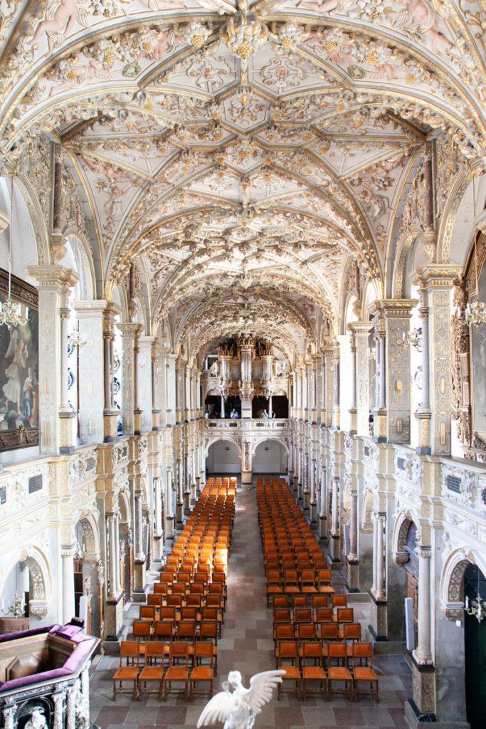 Cappella del Frederiksborg Slot - Selandia