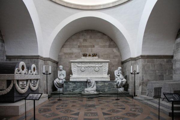 Cappella di Cristiano IX - Cappella dei Glucksburg - Cattedrale di Roskilde