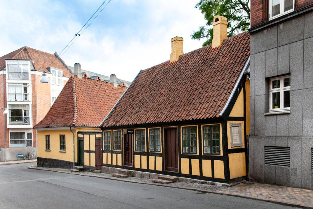Casa dell'infanzia di Andersen ad Odense