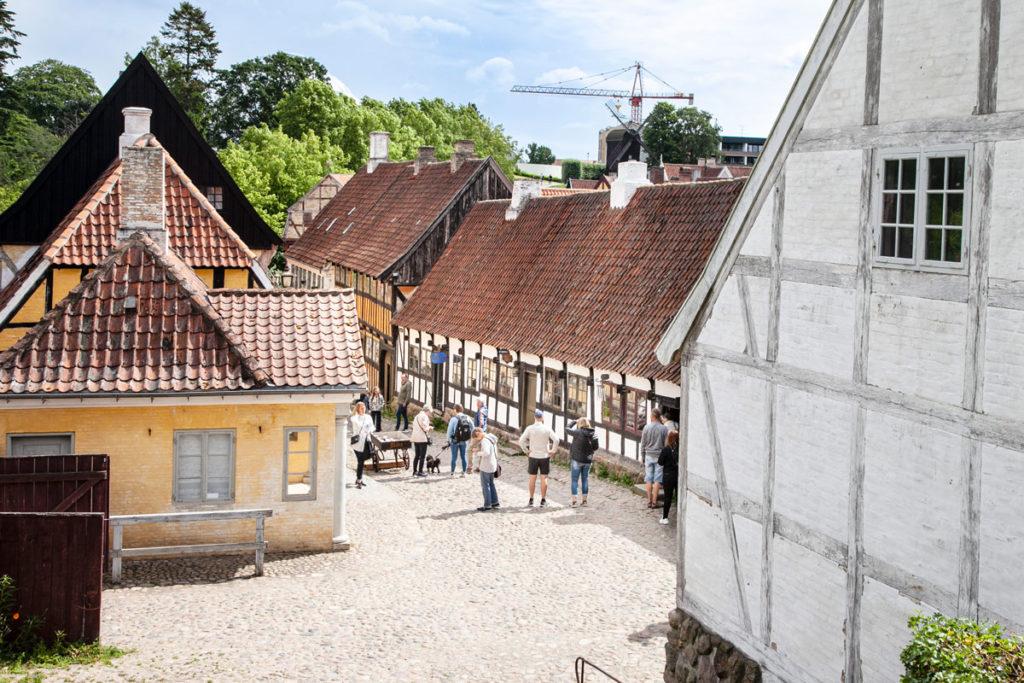 Case danesi del XIX secolo