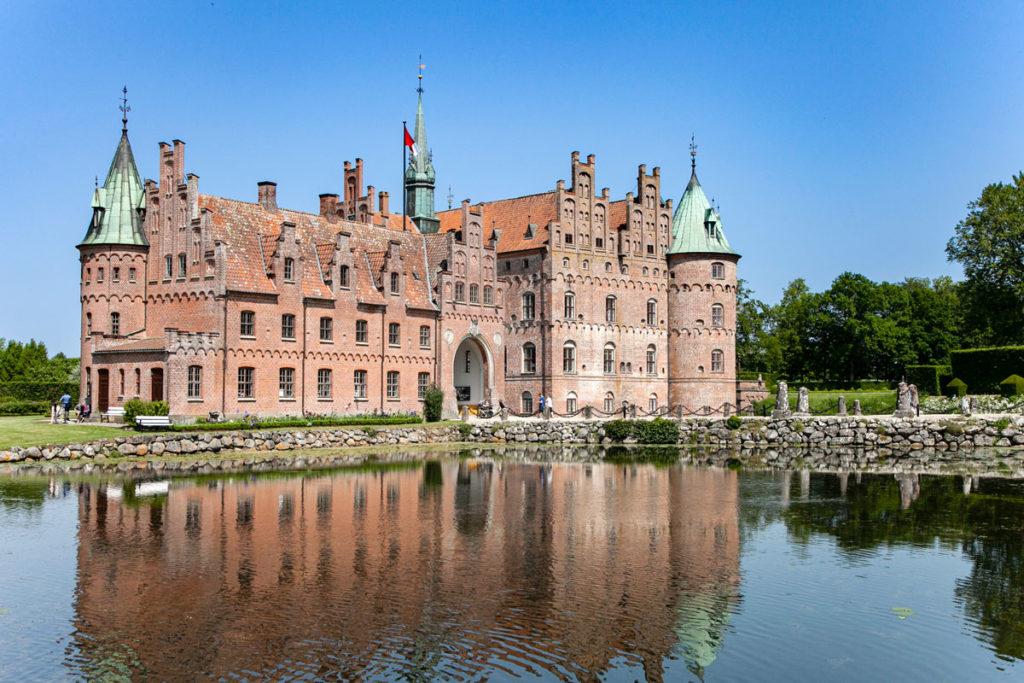 Castello di Egeskov - tra le 50 destinazioni più belle di Europa