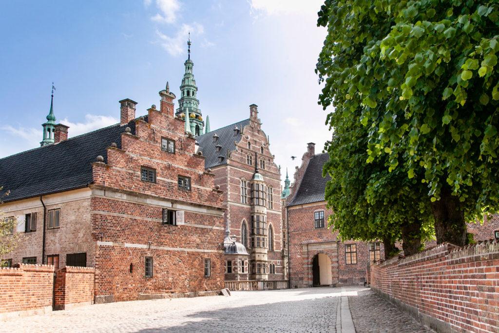 Castello di Frederiksborg - Selandia