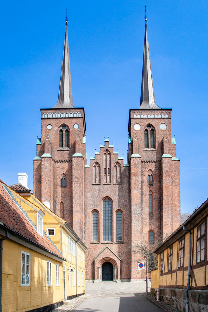 Cattedrale di Roskilde - XII secolo