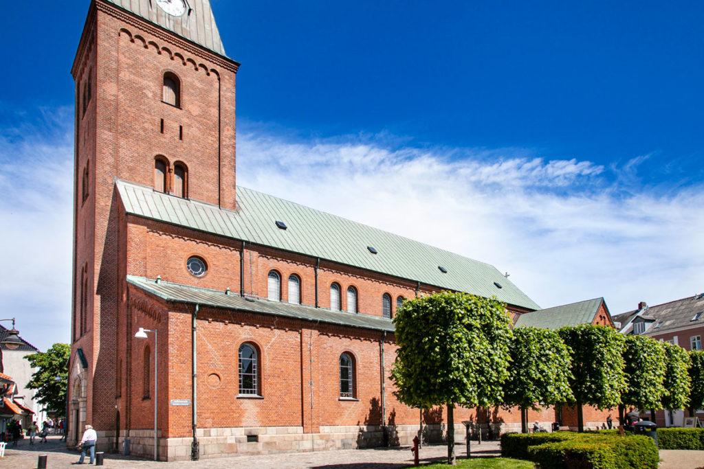 Chiesa Vor Frue Kirke - Aalborg