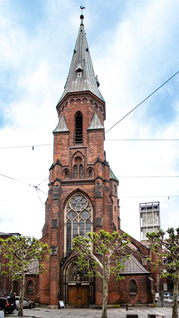 Chiesa cattolica della Nostra Signora di Aarhus