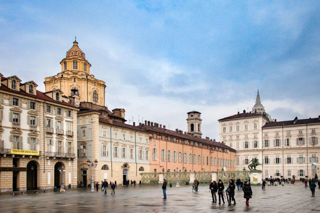Chiesa di San Lorenzo in Piazza Castello - Torino