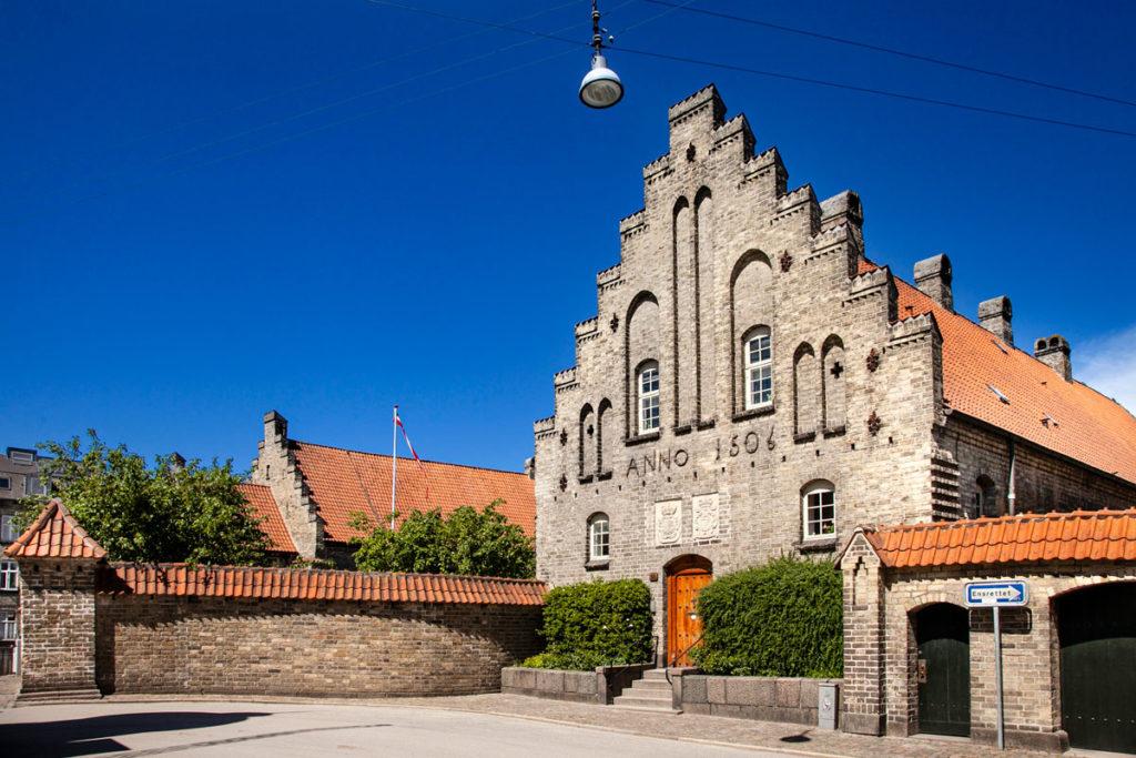 Chiesa e Chiostro di Helligandsklostret - 1506