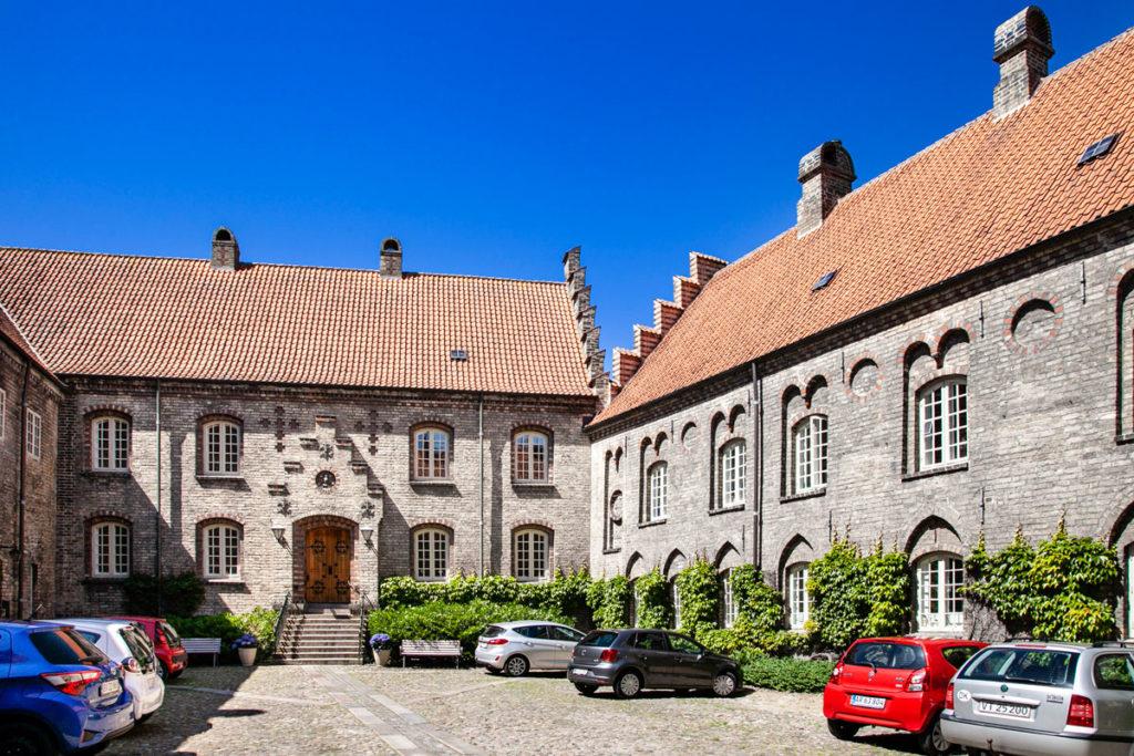 Chiostro di Aalborg del 1431