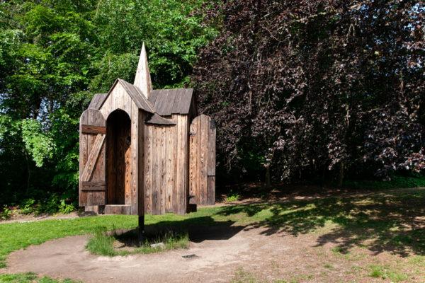 Confiteor di Henry Kroktasis - Art Park Museo Ordrupgaard