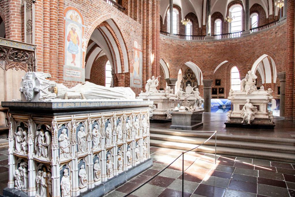 Coro Superiore visto dal Sarcofago della Regina Margherita