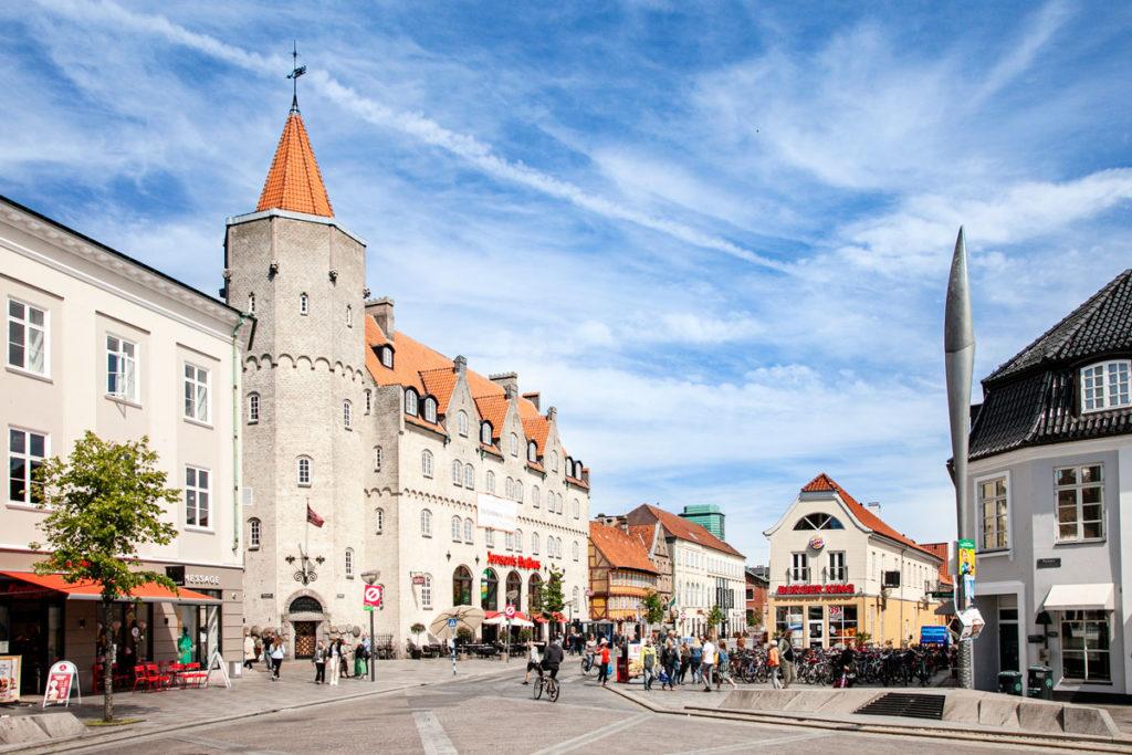 Cosa vedere ad Aalborg - Via Ostergade