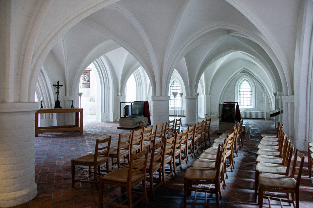 Cripta della Cattedrale di San Canuto