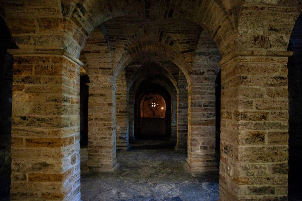 Cripta della Vor Frue Kirke