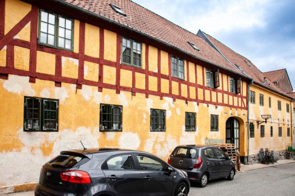 Den Smidtske Gard - Casa piu antica di Vejle