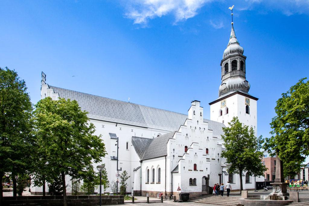 Domkirke - Chiesa di Budolfi di Aalborg