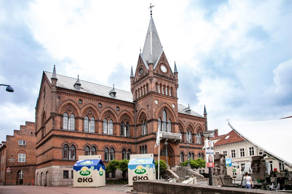 Ex Municipio di Vejle
