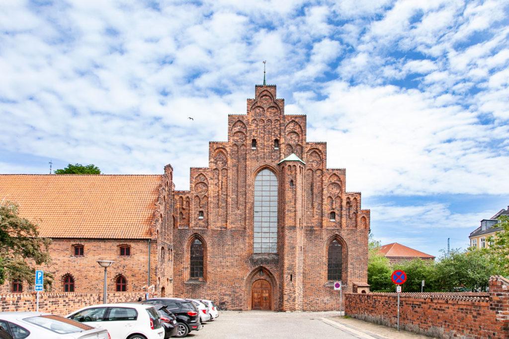 Facciata Chiesa di Santa Maria di Helsingør