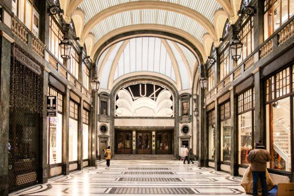 Galleria San Federico e Cinema Lux - Torino