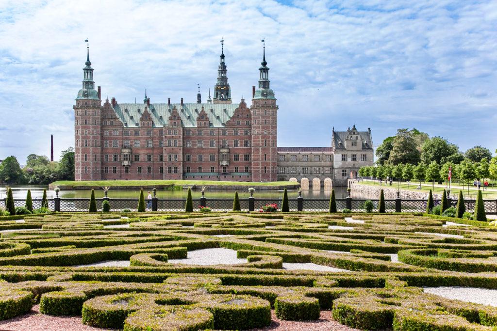 Giardino di Siepi e Frederiksborg Slot