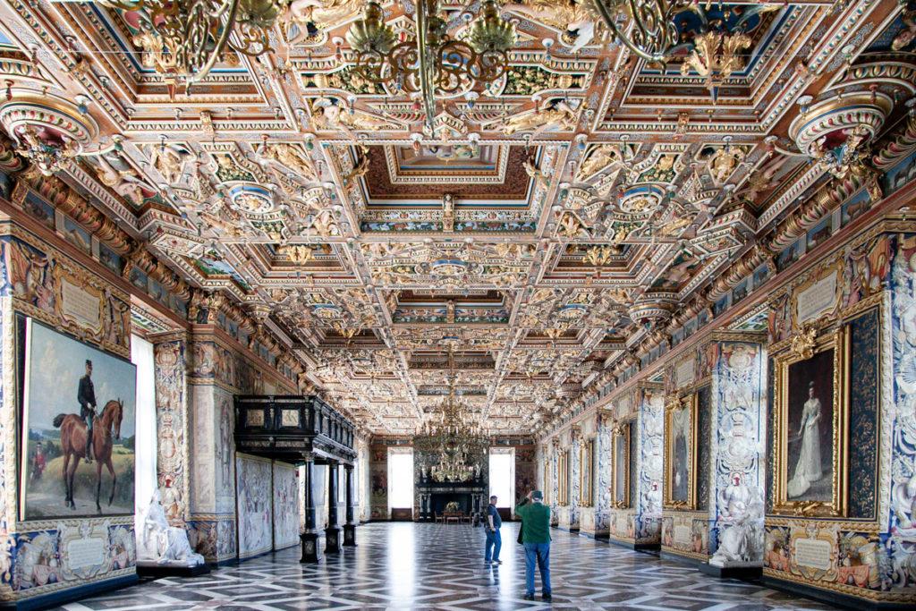 Grande Sala del Frederiksborg Slot - XIX secolo