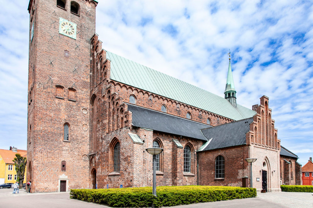 Helsingør - Cattedrale di Sankt Olai - XVI secolo