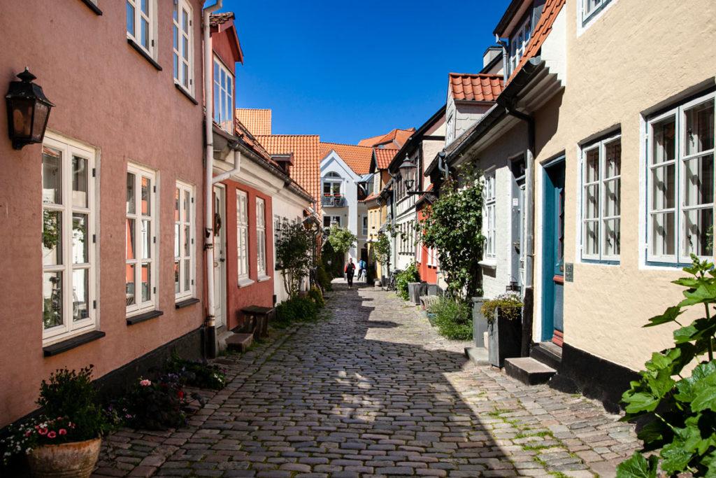 Hjelmerstald – via antica di Aalborg - Antiche Stalle