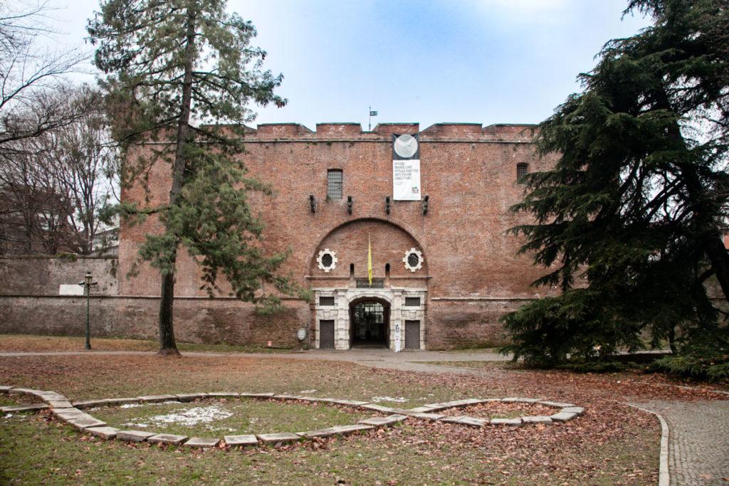 Il Mastio della Cittadella Torinese