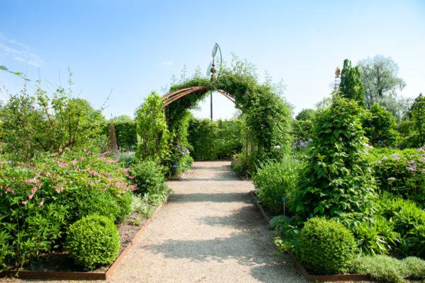 Il giardino blu con elica di Piet Hein