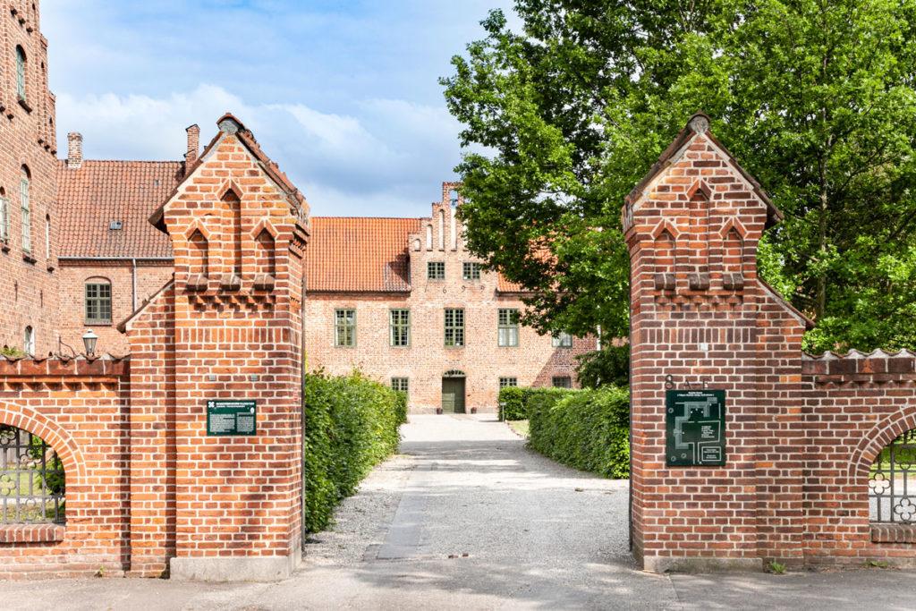 Ingresso al Convento di Roskilde