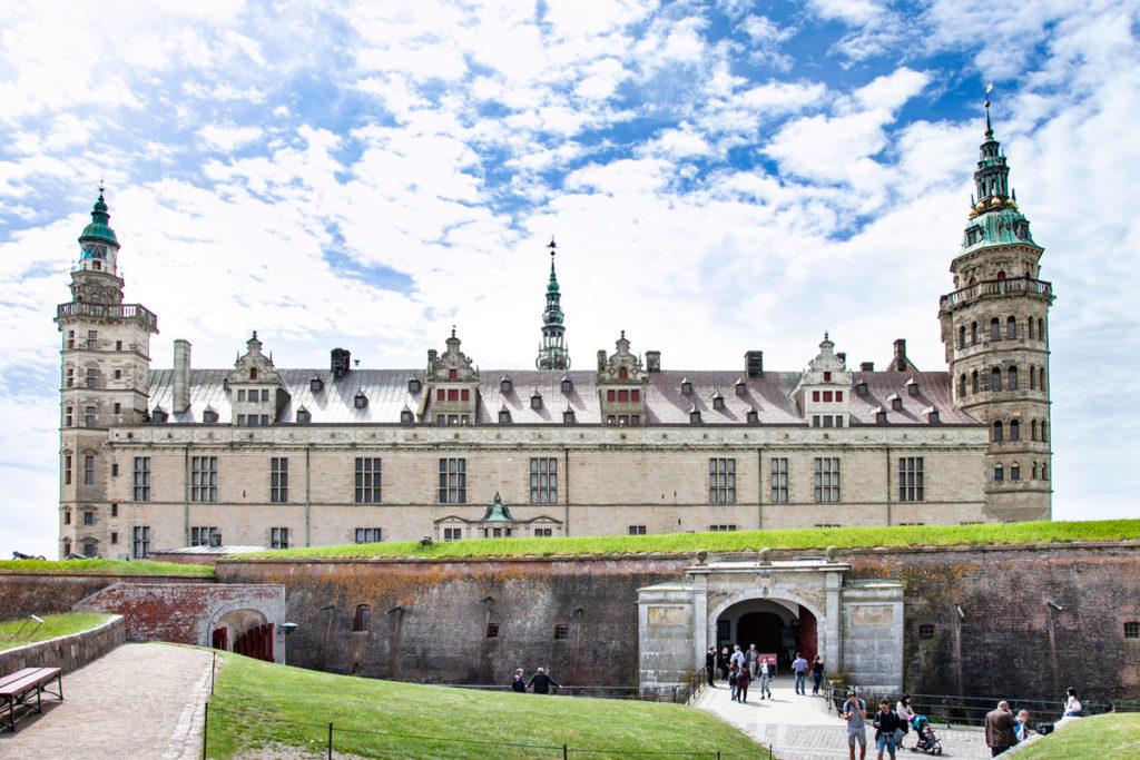 Kronborg Slot - Castello di Amleto