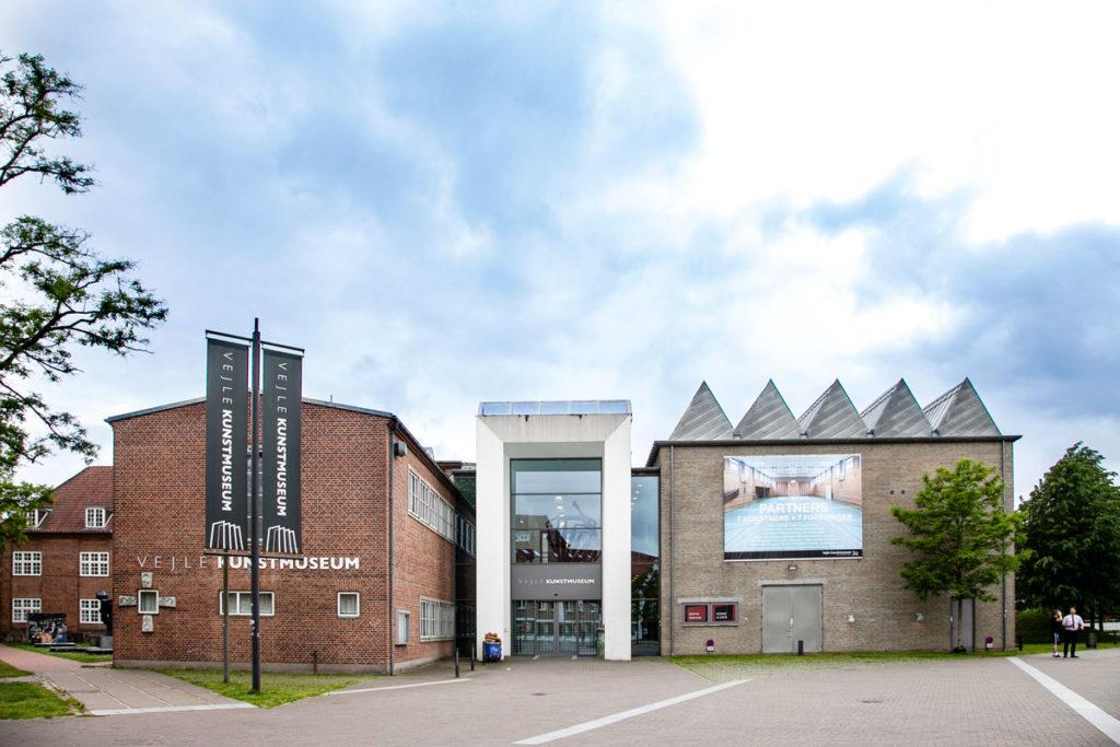 Kunstmuseet – il Museo di arte Vejle