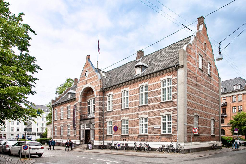 Kvindemuseet - museo sulla donna nel vecchio municipio cittadino