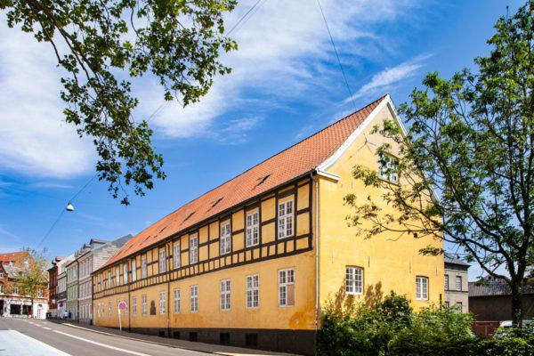 L'Ex Prigione di Odense - Edificio Giallo