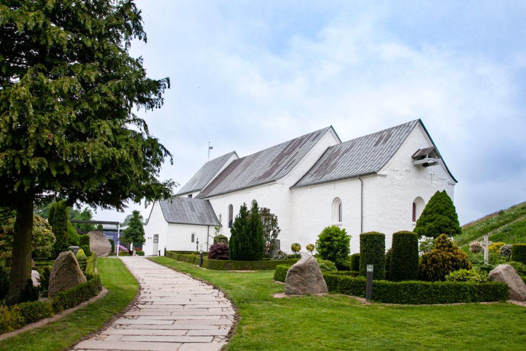 La chiesa di Jelling - La Mecca dei Danesi