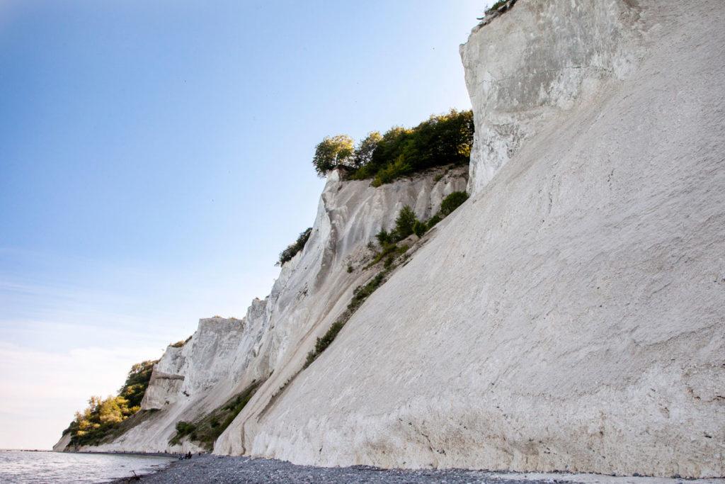 Le lisce scogliere scavate dal vento - Mons Klint