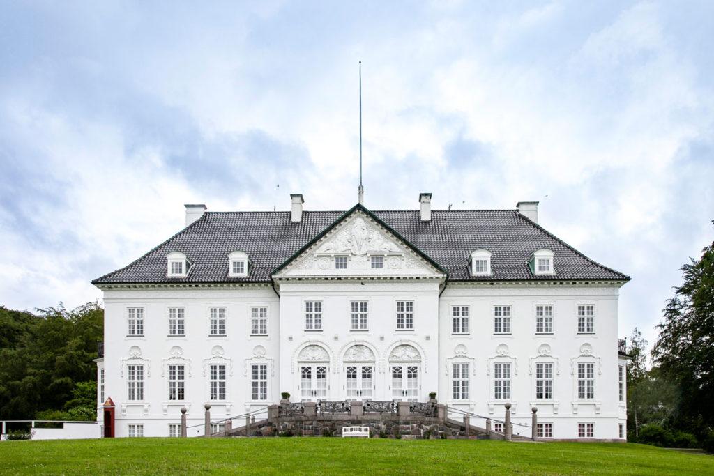 Marselisborg Slot - Il palazzo reale di Aarhus