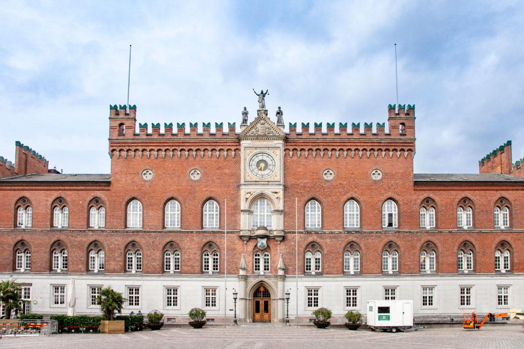 Municipio di Odense - XIX secolo